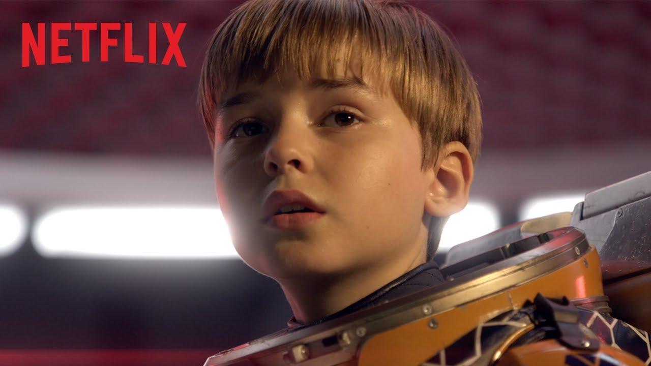 Perdus dans l'espace   Date de sortie [HD]   Netflix