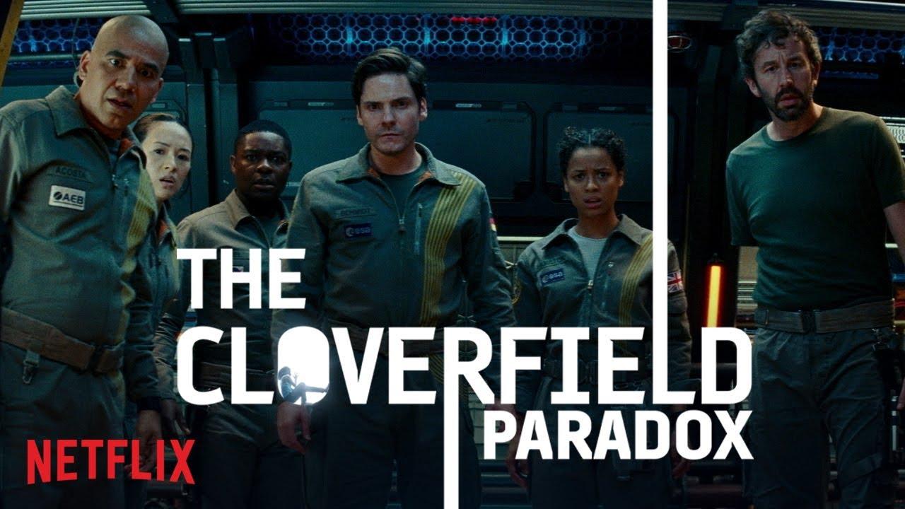 THE CLOVERFIELD PARADOX | DISPONIBLE CE SOIR | NETFLIX