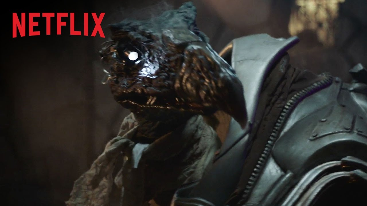 The Dark Crystal: Age of Resistance   Teaser de la série   Netflix