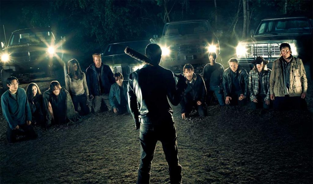 the walking dead promo 12 saison 7 walking dead 960681 1 1024x603 Ajouts de la semaine : les flop et les top !