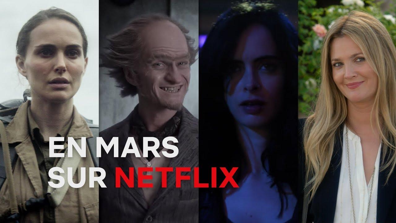 Ce mois-ci sur Netflix | Mars 2018 | Netflix
