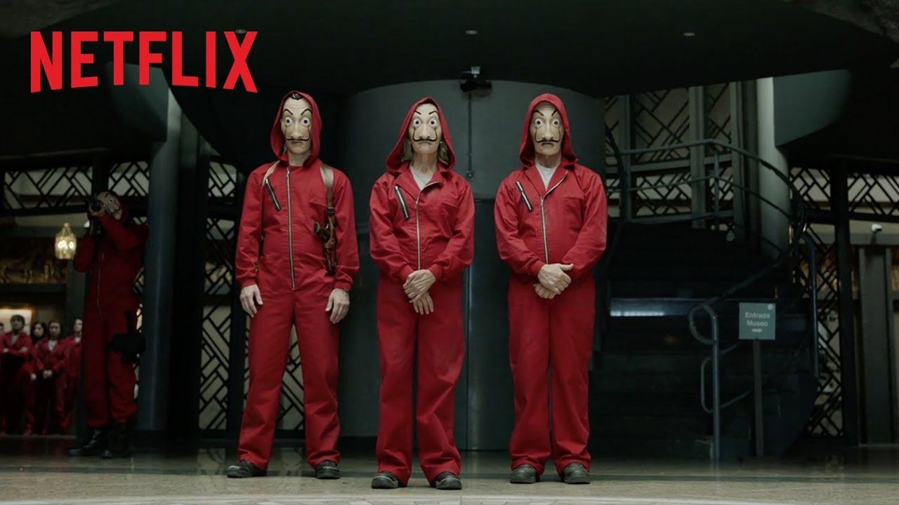 La Casa de Papel – Partie 2   Bande-annonce officielle   Netflix