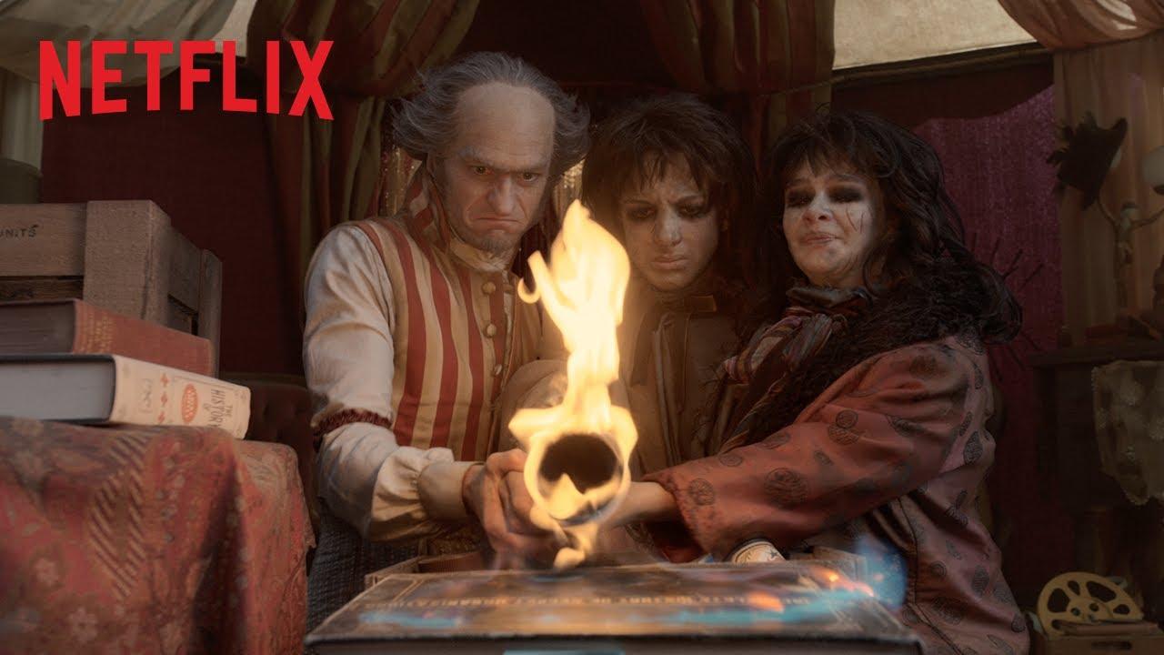 Les désastreuses aventures des orphelins Baudelaire I Bande-annonce principale [HD] I Netflix