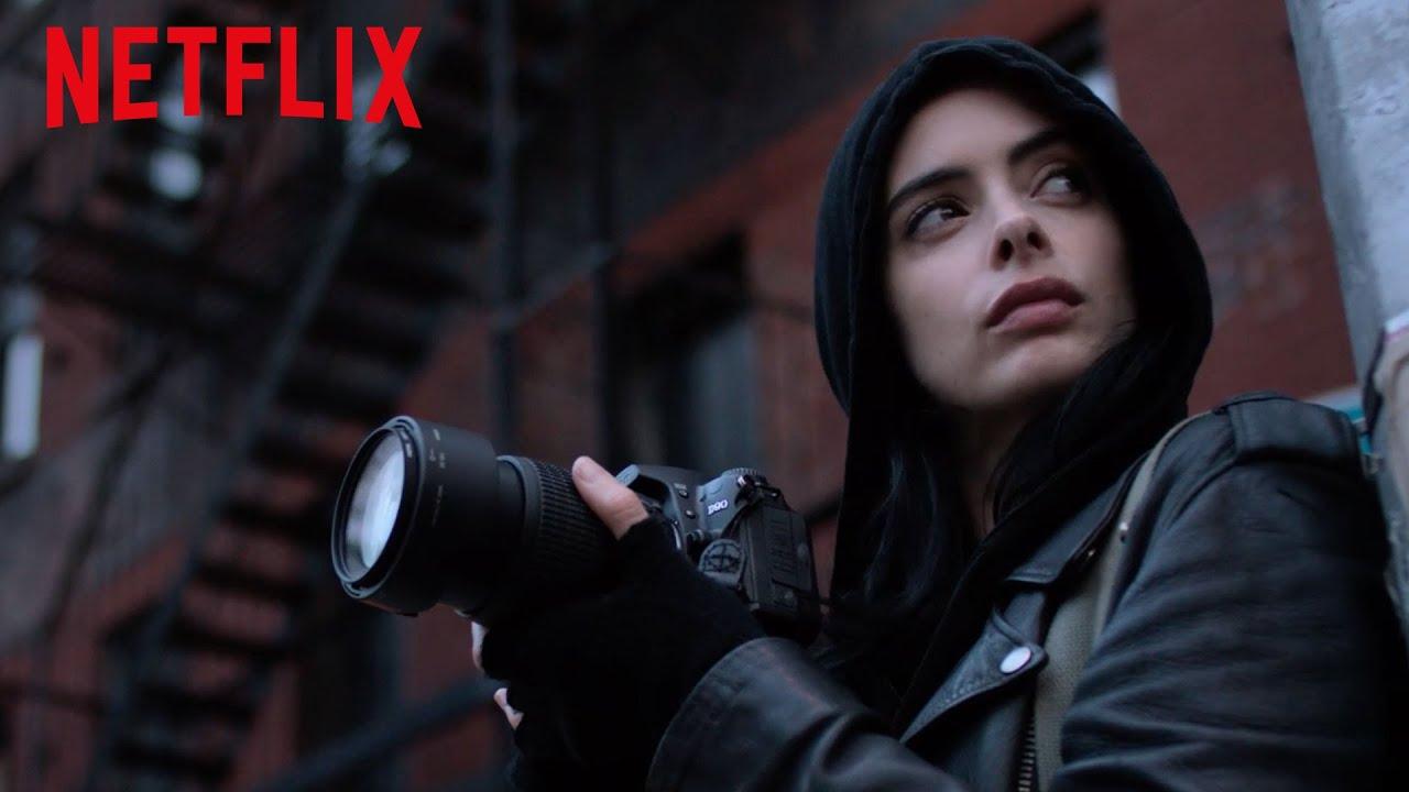 Marvel's Jessica Jones | Les femmes prennent le contrôle [HD] | Netflix