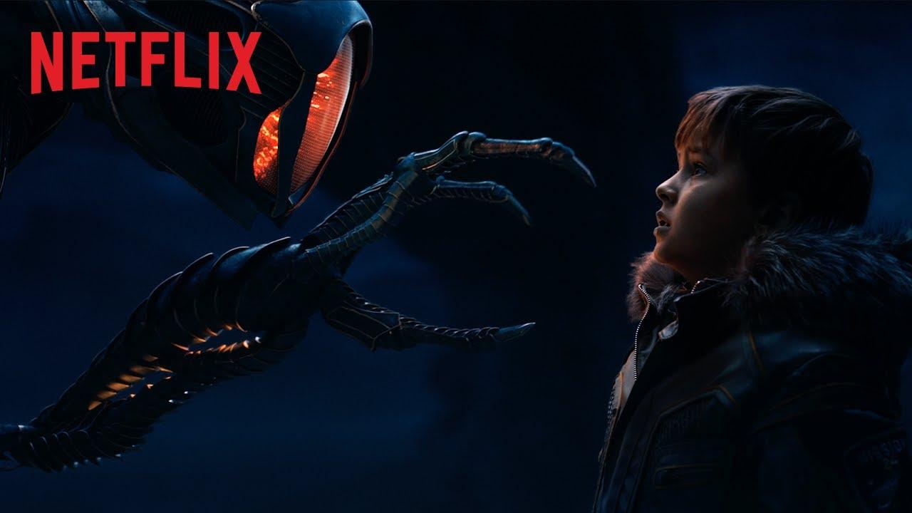 Perdus dans l'espace | Bande-annonce officielle [HD] | Netflix