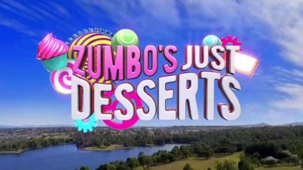 zumbo - Zumbo's just desserts - Theme song - Netflix