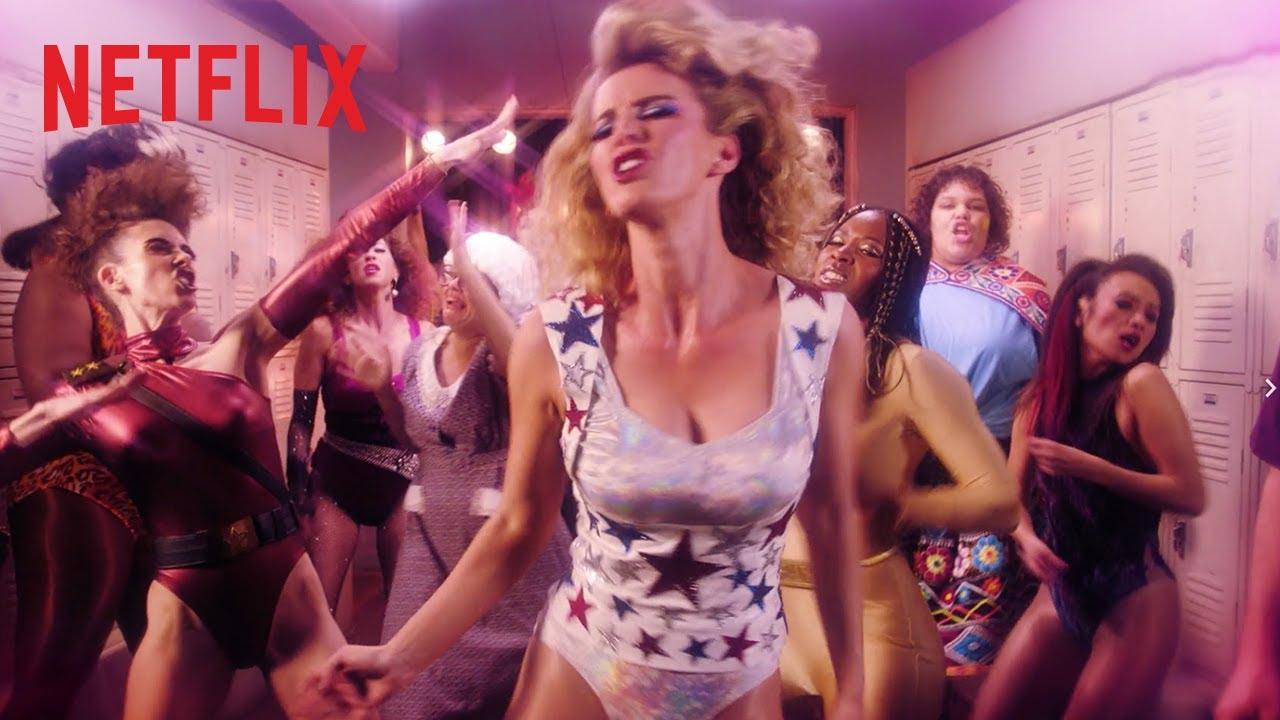 GLOW – Maniac | Date de sortie de la saison 2 [HD] | Netflix