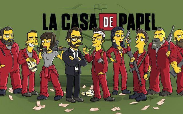 LaCasa-De-Papel-Netflix-Simpson