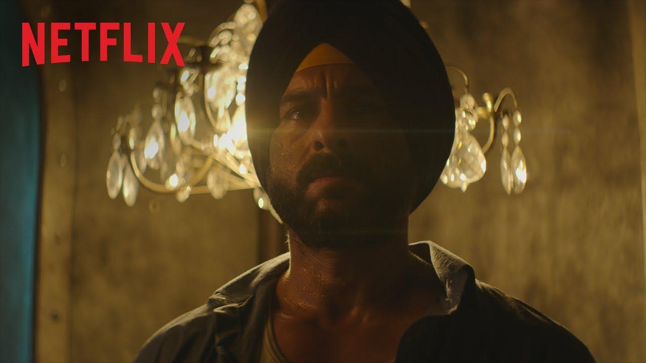 Le Seigneur de Bombay | Teaser [HD] | Netflix