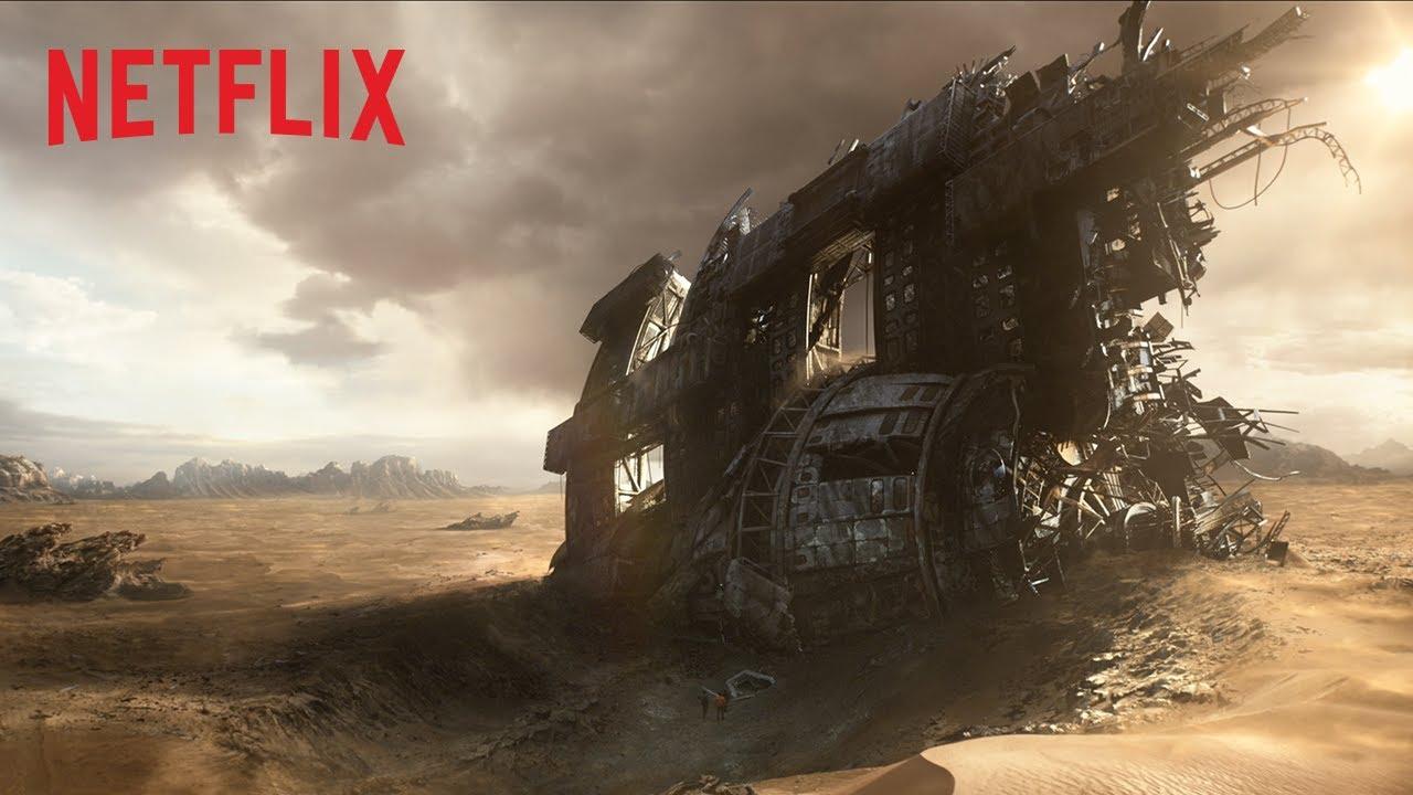 Perdus dans l'espace | L'espace de la créativité [HD] | Netflix