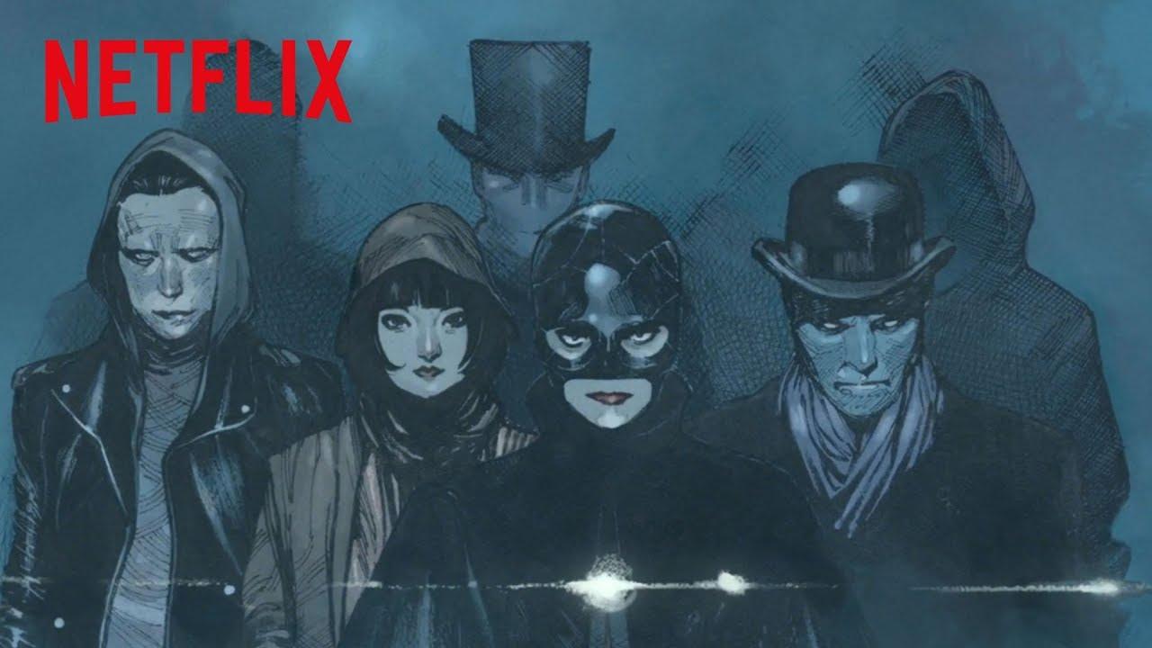 The Magic Order   Bande-annonce – 1er numéro   Netflix