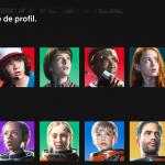 Une galerie d'avatars inspirés des séries Netflix pour des profils plus funs !