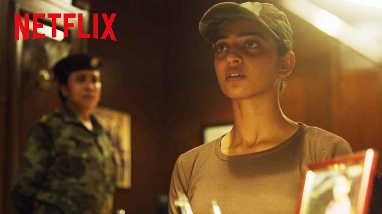 GHOUL | Bande-annonce officielle | Netflix