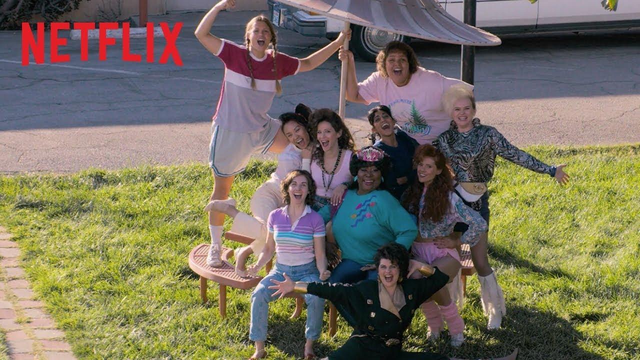 """GLOW Saison2 | Bande-annonce principale [HD] | Netflix """