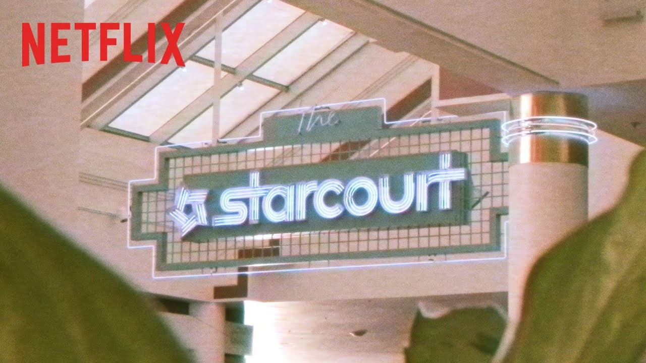 Prochainement : Ouverture du Starcourt Mall ! | Hawkins, Indiana
