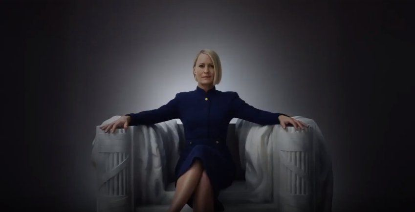 House of cards sortira de l'ombre le 2 novembre