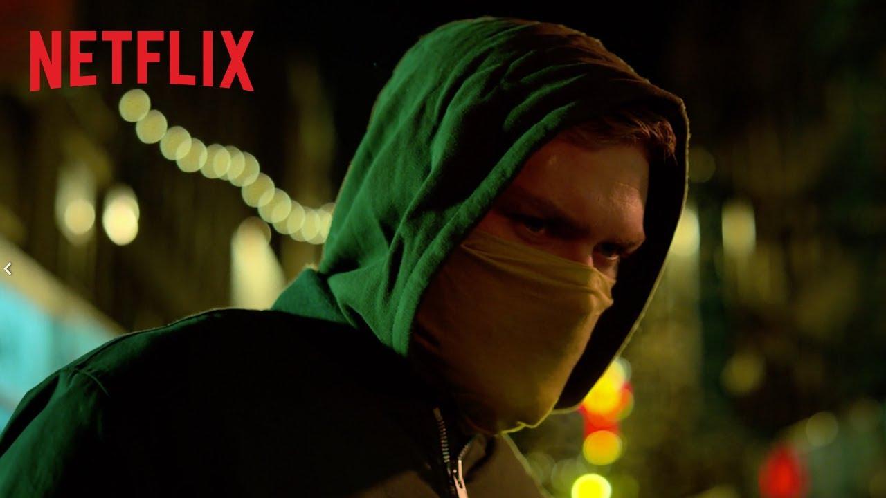 Marvel's Iron Fist | Bande-annonce officielle de la saison 2 [HD] | Netflix