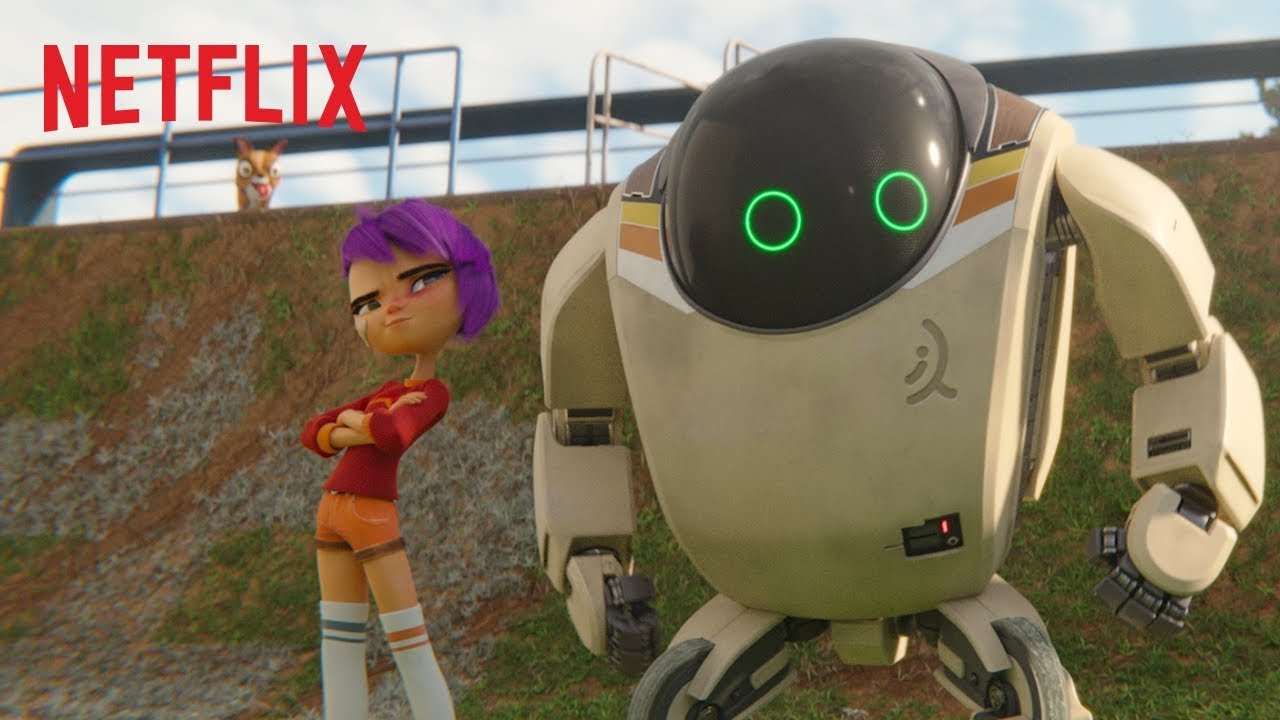 Nouvelle génération   Bande-annonce officielle [HD]   Netflix
