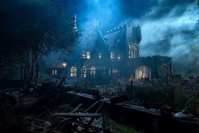 The Haunting of Hill House : une série sur la maison hantée la plus célèbre des États-Unis