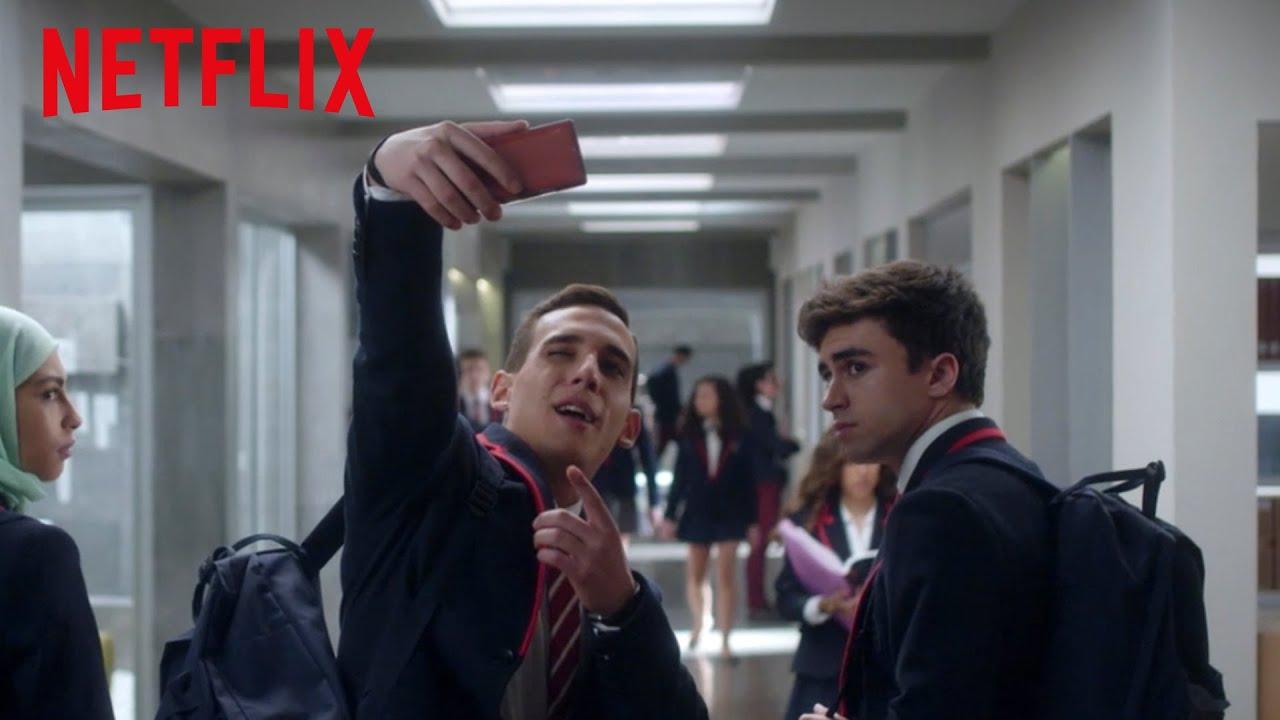 ÉLITE: Bande-annonce principale | Officiel [HD] | Netflix