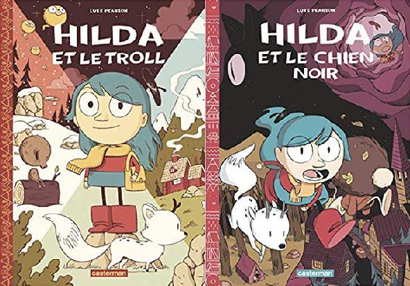 hilda BD netflix 1 - Hilda et ses créatures enchantées vous donnent rendez-vous sur Netflix