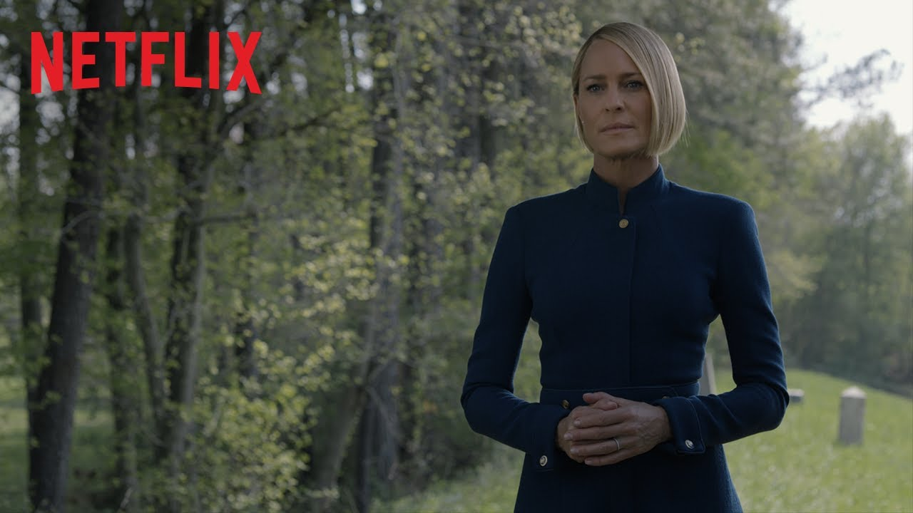 House Of Cards | Teaser : Sur sa tombe | Netflix [HD]