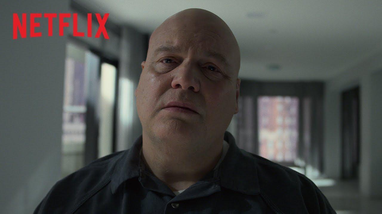 Marvel's Daredevil – Season 3 | Fisk en vedette [HD] | Netflix