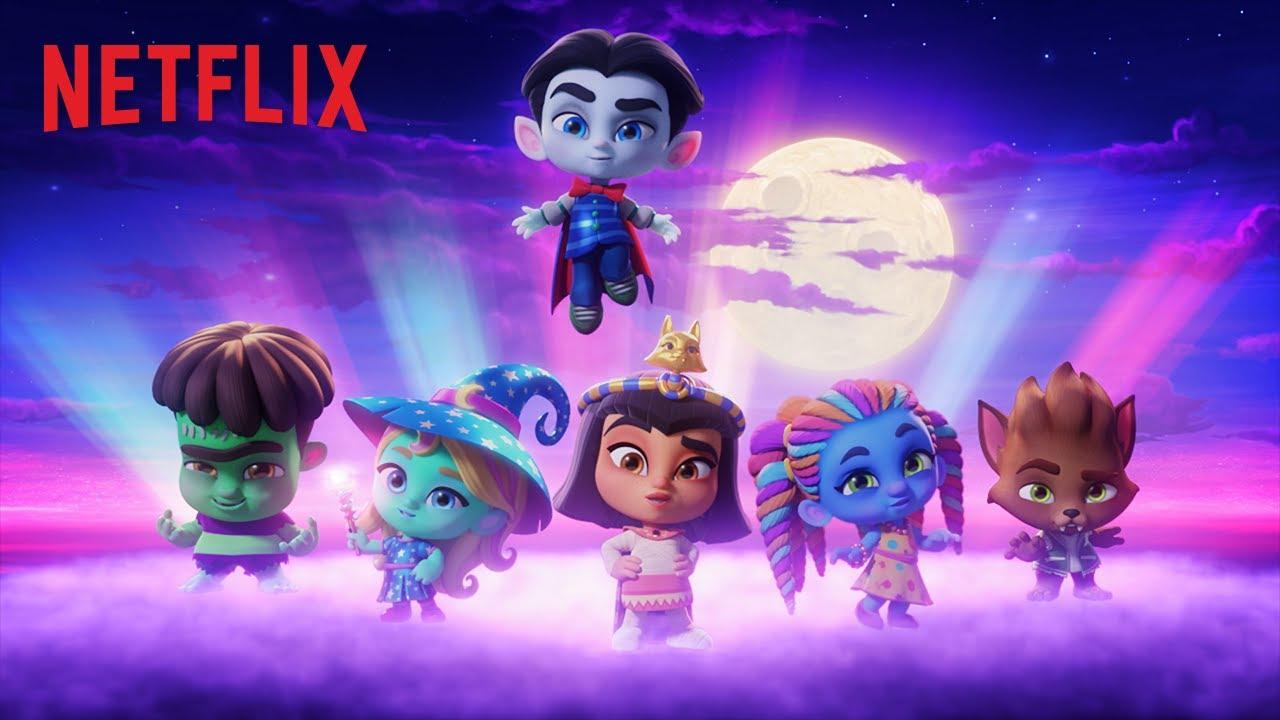 Super mini monstres saison 2 | Bande-annonce officielle [HD] | Netflix