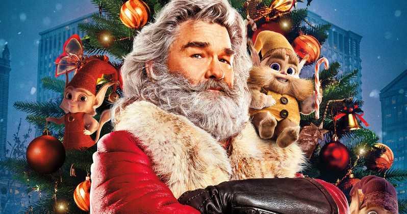 The Christmas Chronicles Kurt Russell noel - En novembre, la hotte de Netflix se remplira de 4 nouveaux films de Noel