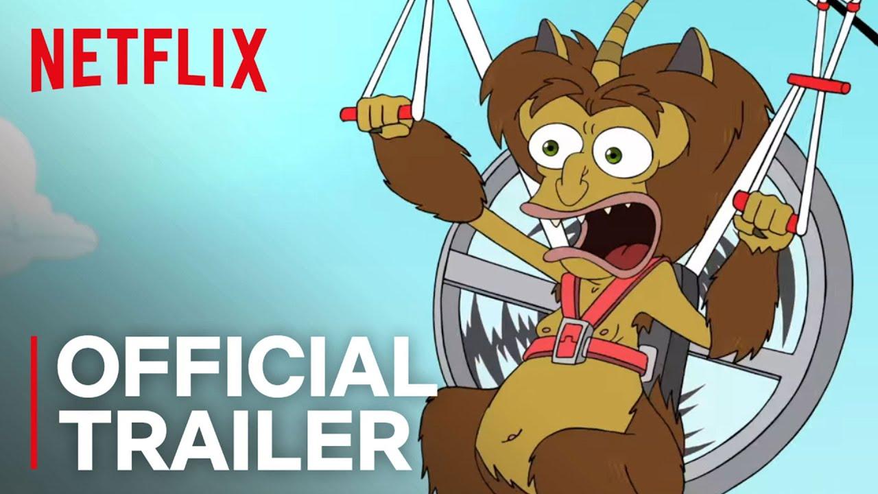 Big Mouth saison 2 | Bande-annonce officielle [HD] | Netflix