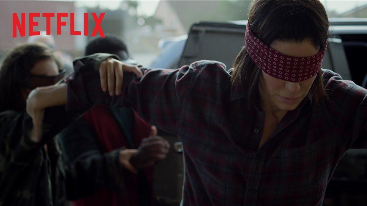 BIRD BOX | Bande-annonce officielle [HD] | Netflix