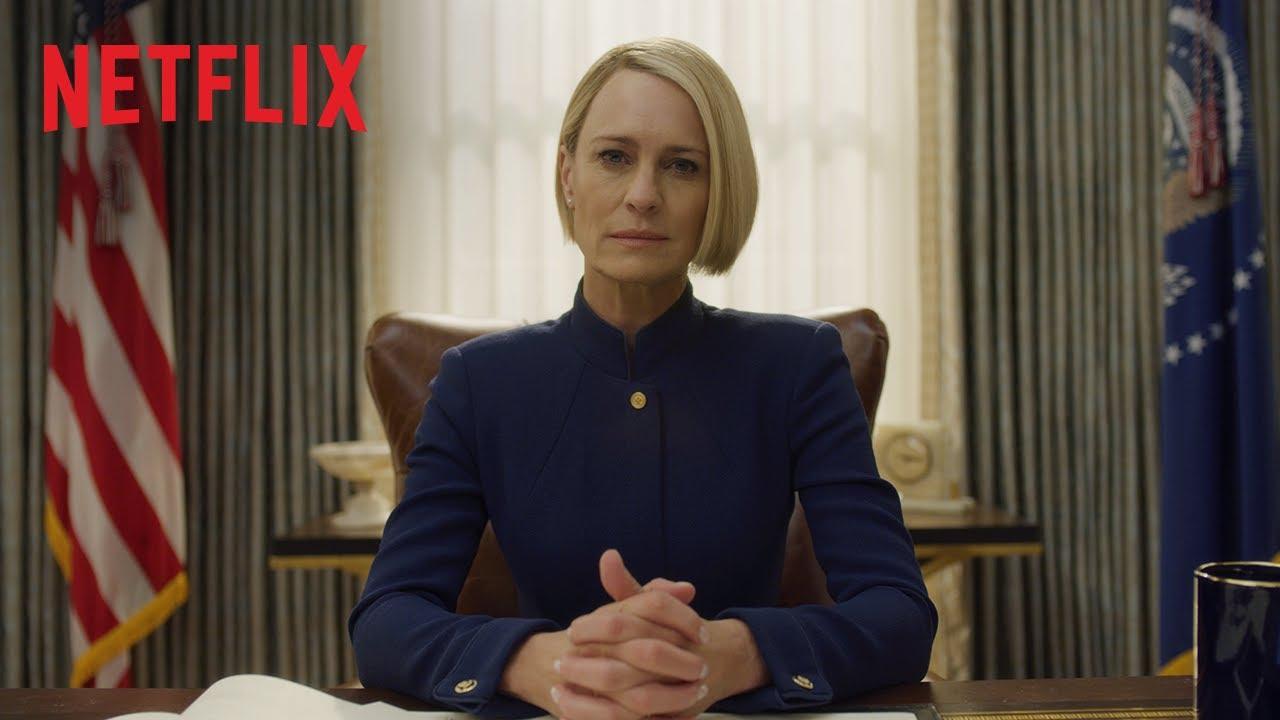House of Cards | Bande-annonce officielle Saison 6 [HD] | Netflix