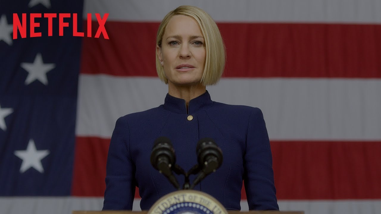 House of Cards (dubs) | Teaser | Netflix [HD]