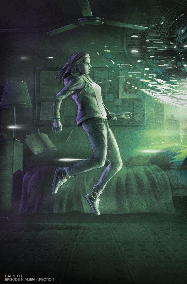 infection extraterrestre haunted netflix Lirréel : incroyables témoignages hantera vos nuits dès le 19 octobre