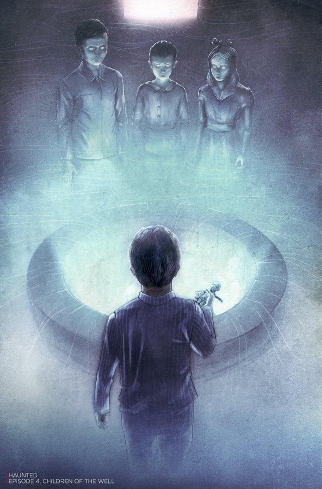 """les enfants du puits netflix - """"L'irréel : incroyables témoignages"""" hante déjà vos nuits sur Netflix"""