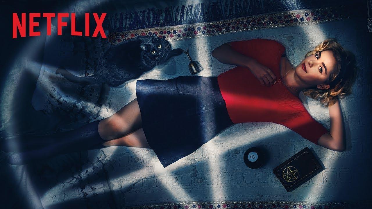 Les nouvelles aventures de Sabrina | Bande-annonce officielle [HD] | Netflix