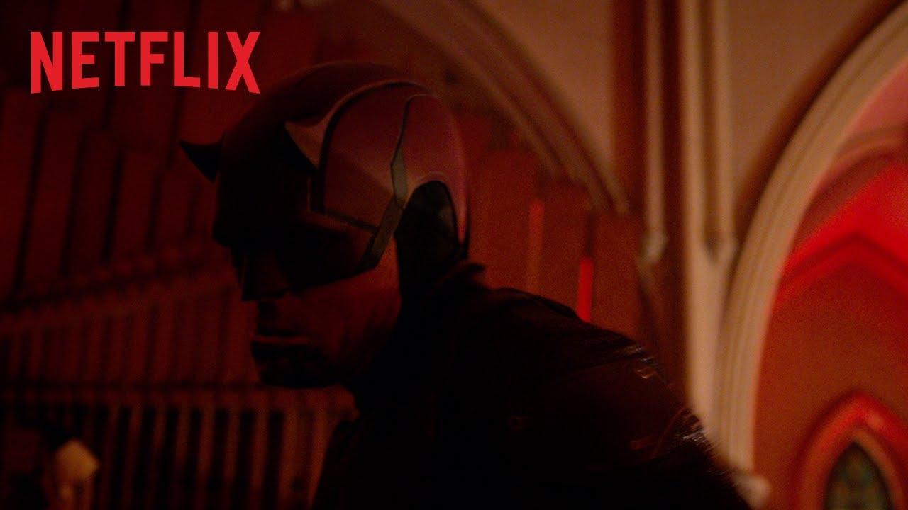 Marvel's Daredevil : Saison 3 | Le combat dans l'église [HD] | Netflix