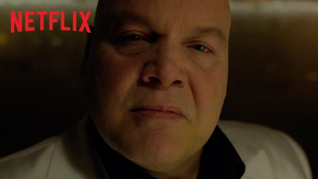 Marvel's Daredevil : Saison 3 | Le retour de Wilson Fisk [HD] | Netflix