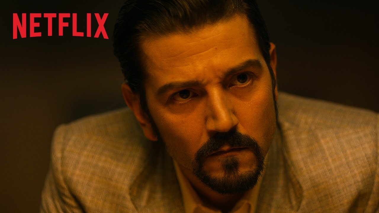 Narcos: Mexico   Bande-annonce officielle [HD]   Netflix