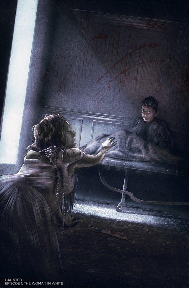 netfix the haunted pheneomenes paranormaux Lirréel : incroyables témoignages hantera vos nuits dès le 19 octobre