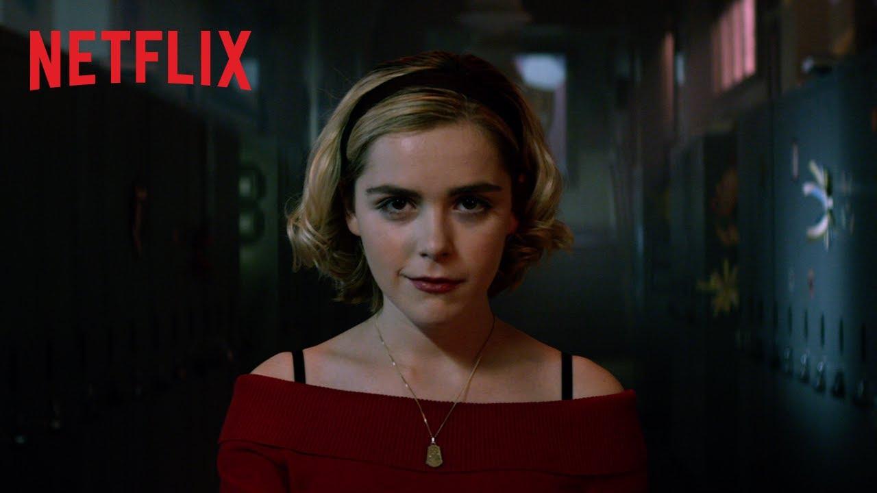 Soyez prêts pour Les nouvelles aventures de Sabrina [HD] | Netflix