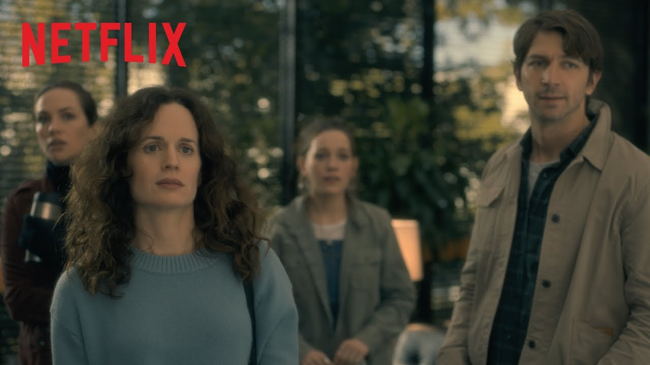 The Haunting of Hill House | La famille Crain | Netflix