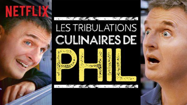 Les tribulations culinaires de Phil