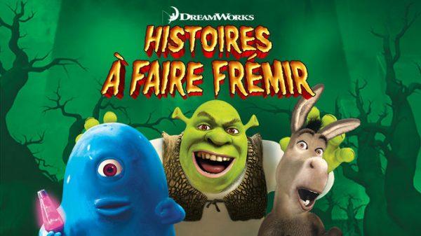 DreamWorks: Histoires à faire frémir
