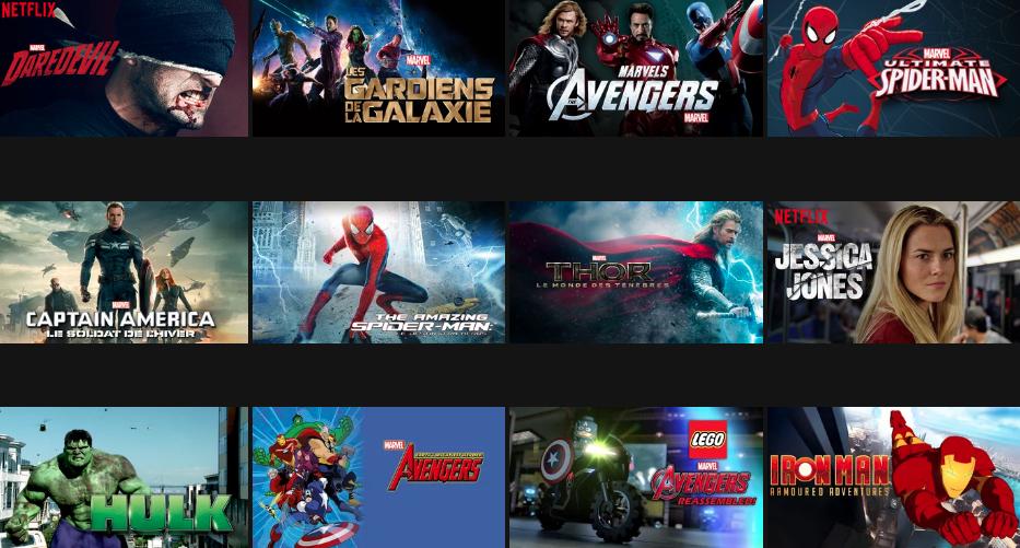 Capture d'écran 2018 11 18 à 09.21.47 Un Easter Egg en hommage à Stan Lee dissimulé dans le catalogue Netflix