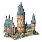 Poudlard Great Hall 3D Puzzle  850 Pieces 0 0 150x150 Poudlard 3D Puzzle