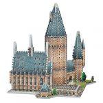 Poudlard Great Hall 3D Puzzle  850 Pieces 0 3 150x150 Poudlard 3D Puzzle
