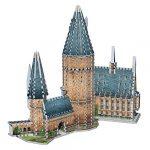 Poudlard Great Hall 3D Puzzle  850 Pieces 0 4 150x150 Poudlard 3D Puzzle