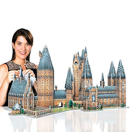 Poudlard-Great-Hall-3D-Puzzle–850-Pieces-0-5