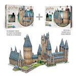 Poudlard Great Hall 3D Puzzle  850 Pieces 0 6 150x150 Poudlard 3D Puzzle
